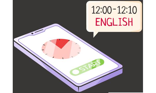 Английский за 10 минут в день: упражнения для занятых людей