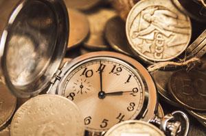 Время — деньги, так что не тратьте его попусту.