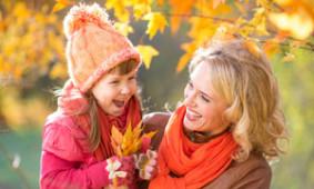 Дети могут научить нас быть счастливыми.