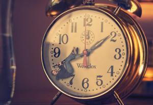 Не пытайтесь остановить ход времени, научитесь правильно его тратить.
