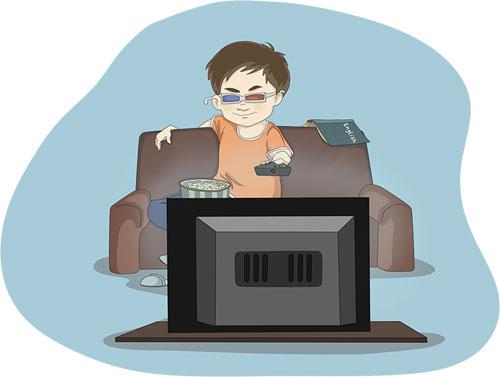 Как учить английский язык по фильмам и сериалам