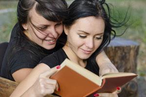 Книга — лучший друг и помощник в изучении английского языка.