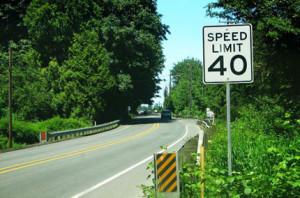 Разумно ограничивайте свою скорость. Тише едешь — дальше будешь.