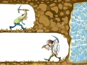 Не обязательно учить английский в повышенном темпе. Главное — не останавливаться за полшага до успеха.