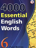4000 Essential English Words: Advanced