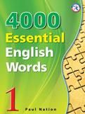 4000 Essential English Words: Basic