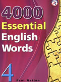 4000 Essential English Words: Intermediate