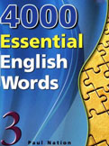 4000 Essential English Words: Pre-Intermediate