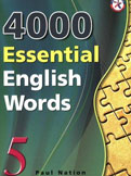 4000 Essential English Words: Upper-Intermediate