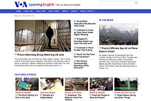 Lernenglish.voanews.com