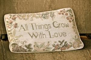 Относитесь с любовью ко всему, чем занимаетесь, в том числе к изучению английского.