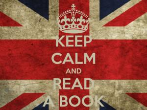 Сохраняйте спокойствие и читайте книгу.