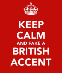 Наш последний совет: сохраняйте спокойствие и имитируйте британский акцент.