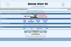 repeatafterus.com