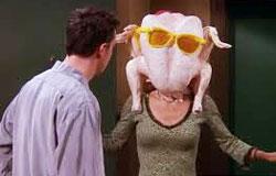 День благодарения — праздник, где найдется место американскому юмору.