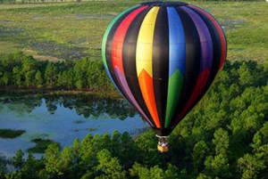 Изучение английского — это путешествие на воздушном шаре. С каждой минутой все увлекательнее.