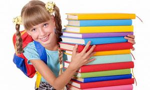 Выбирайте интересные книги для ребенка, это значительно облегчит обучение.