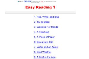 Easy reading идеально подойдет тем, кто только начинает изучать английский