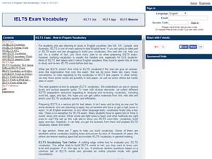 Examword делает акцент на словарном запасе, который нужен для экзамена.