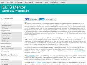 Ielts-mentor будет надежным помощником при подготовке к экзамену
