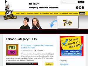 Ielts 7+ поможет вам дельными советами при подготовке к экзамену
