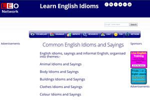 Learnenglish - очень интересный сайт для изучающих английский