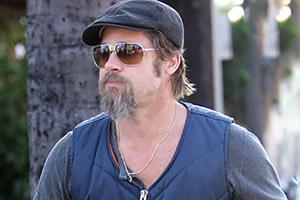 Мужчина с козлиной бородкой