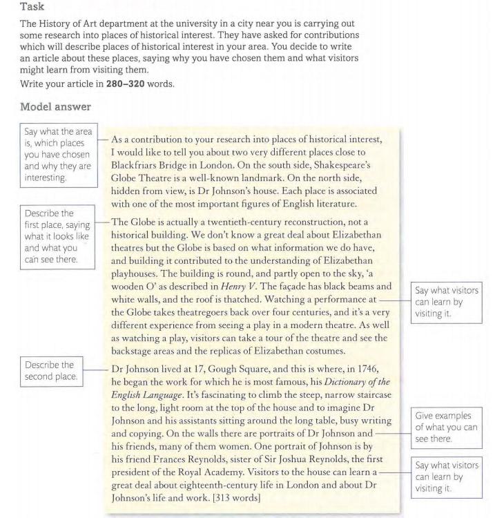 Пример статьи для экзамена CPE