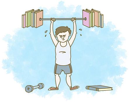 Вредный совет: при занятиях спортом и в изучении английского языка нужно стремиться получить максимальный эффект в минимальные сроки.