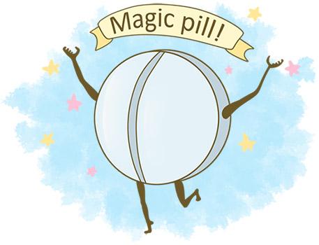 Вредный совет: хотите стать обладателем красивой фигуры или выучить английский за 3 месяца? Лучший способ — волшебные таблетки и «вауметодики».