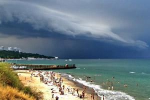 Выражение calm before the storm — затишье перед бурей