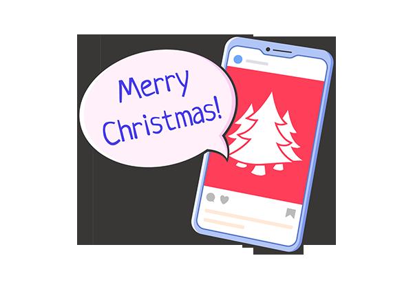 Поздравляем по-английски: Рождество и Новый год в англоязычных соцсетях