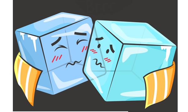 Разница между синонимами arctic, frozen, freezing, icy, cold, chilly, crisp, cool