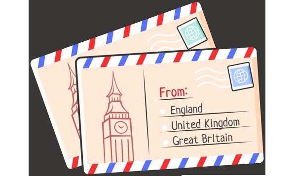 Как правильно: the United Kingdom, Great Britain или England?