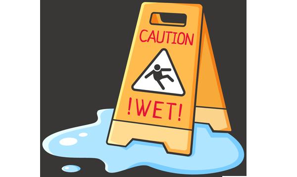 Разница между синонимами wet, damp, moist, soaking, waterlogged
