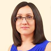 Виктория Кодак, методист «Инглекс»
