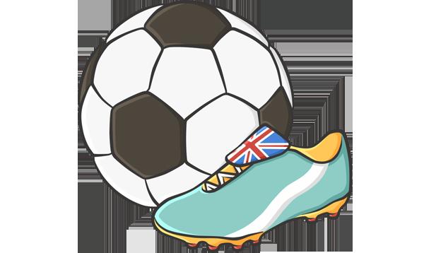 Английский для футбольных фанатов: кричалки, атрибутика, плакаты