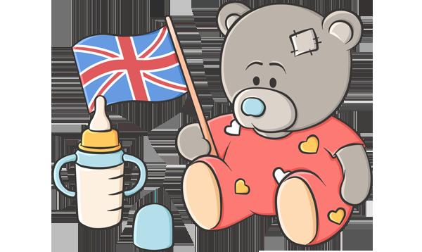 Английский для мам в декрете: как избавиться от рутины и выучить язык
