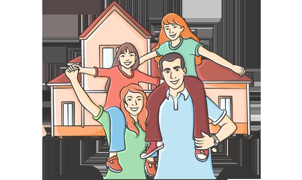 11 идиом о доме и семье на английском языке