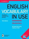 English Vocabulary in Use: Elementary