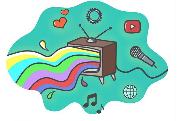 ТОП-9 развлекательных шоу для изучающих английский язык