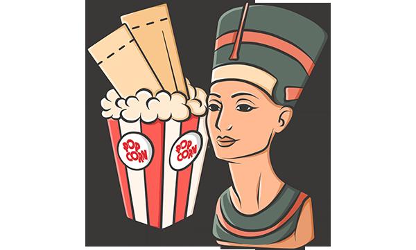 Английский разговорник для посещения музея, театра, кино