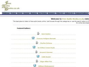 Слушайте аудиокниги на free-audio-books