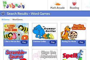 Funbrain — сайт с онлайн-играми
