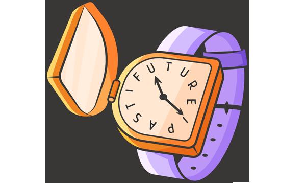 Машина времени: Future in the Past в английском языке