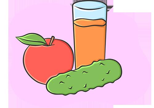 Правильное питание и диеты