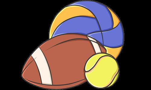 хобби, спорт и игры