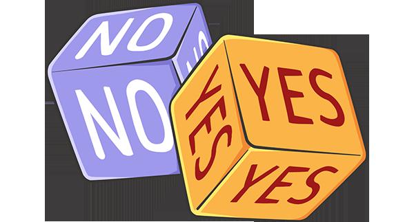 Как выразить согласие и несогласие на английском языке