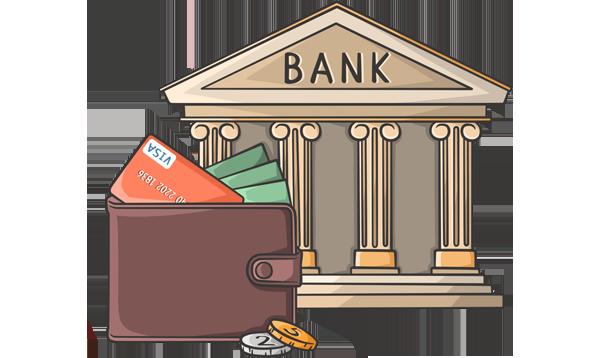 Английский в банке: простой разговорник для путешественников