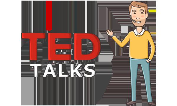 Изучение английского по TED